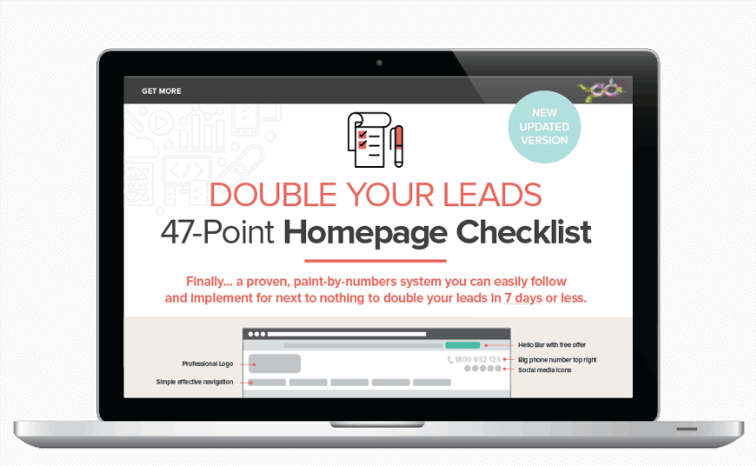 Double Website Leads