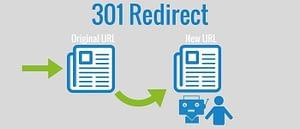 seo friendly website redirection