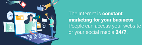 internet marketing web design