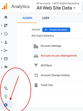 how to add user to google analytics
