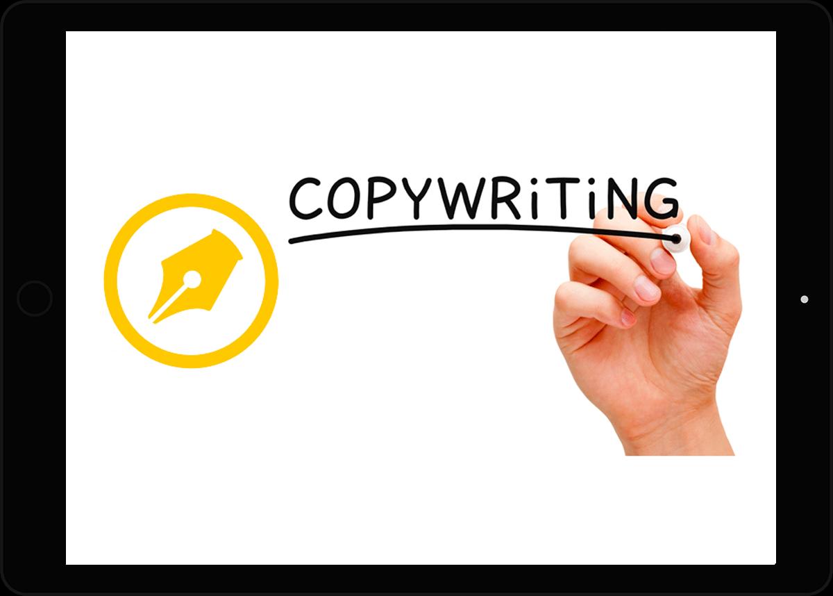 conversion website copywriting