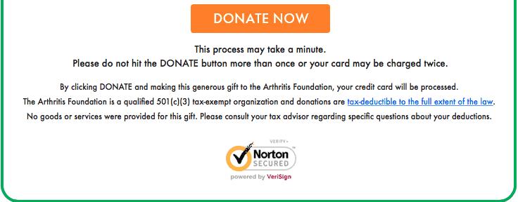 nonprofit website security