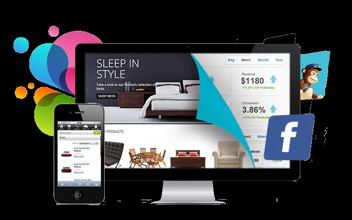 eCommerce designer