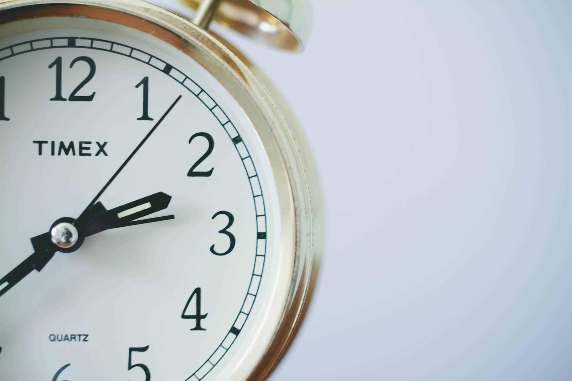digital marketing time