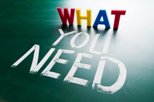 web development needs